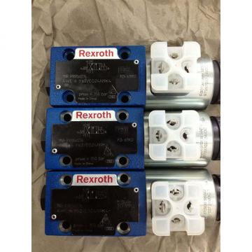 REXROTH 4WE6Q7X/HG24N9K4 Valves